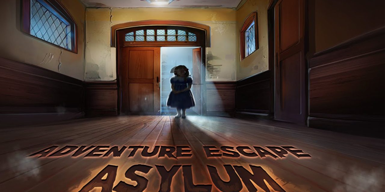 Adventure Escape: Asylum.