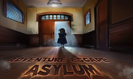 Adventure Escape: Asylum.