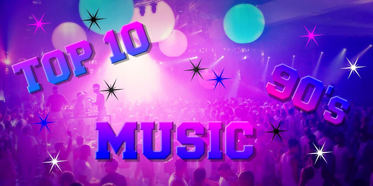 TOP 10 MUSICA DEGLI ANNI '90