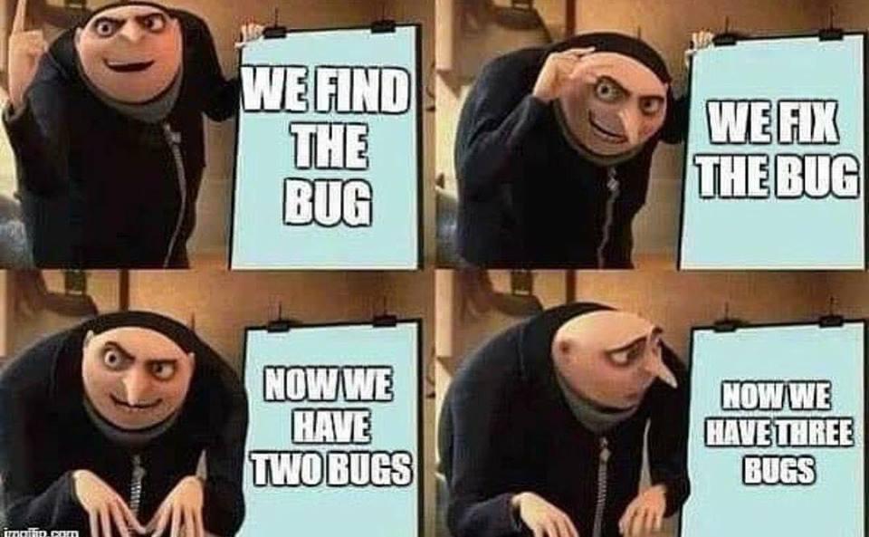 bug 7