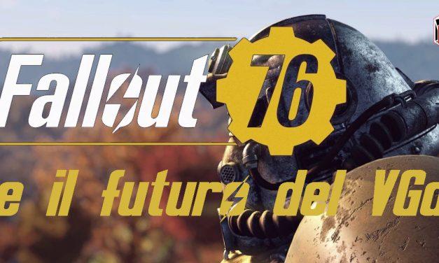 Fallout 76 e il futuro dei videogiochi di ruolo