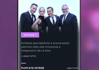 gallery mediaset play