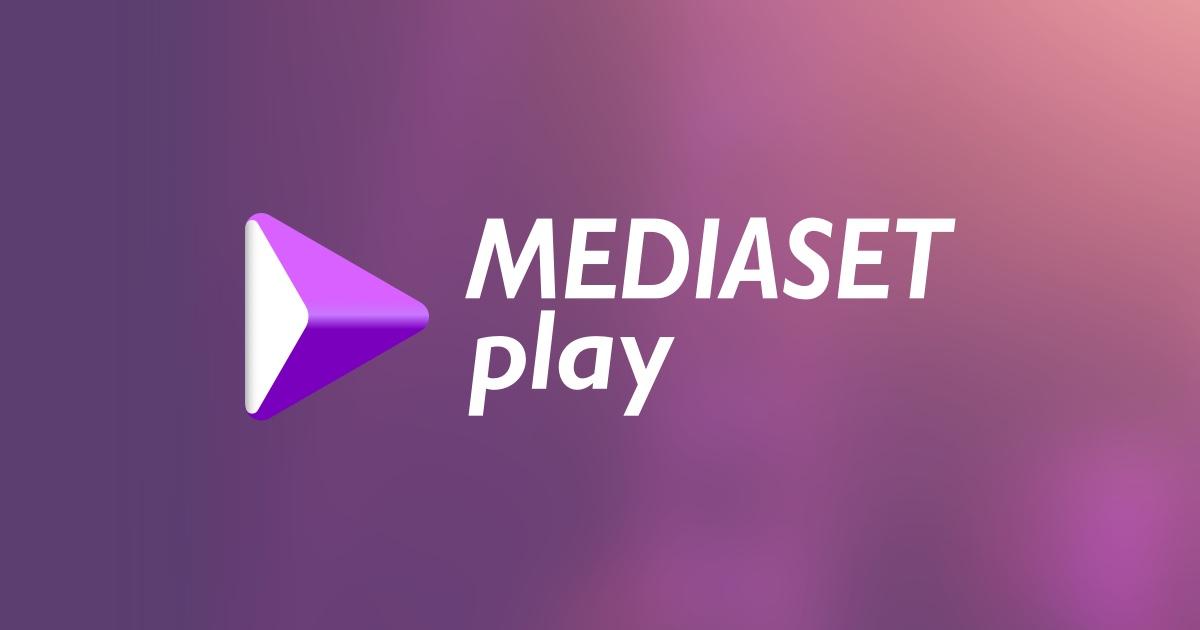 logo mediaset play