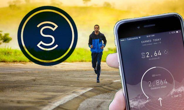 Come funziona l'app Sweatcoin