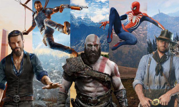I Migliori Videogiochi d'Avventura del 2018