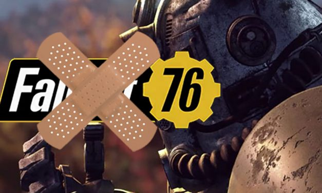 Fallout 76: patch 1.0.2.0