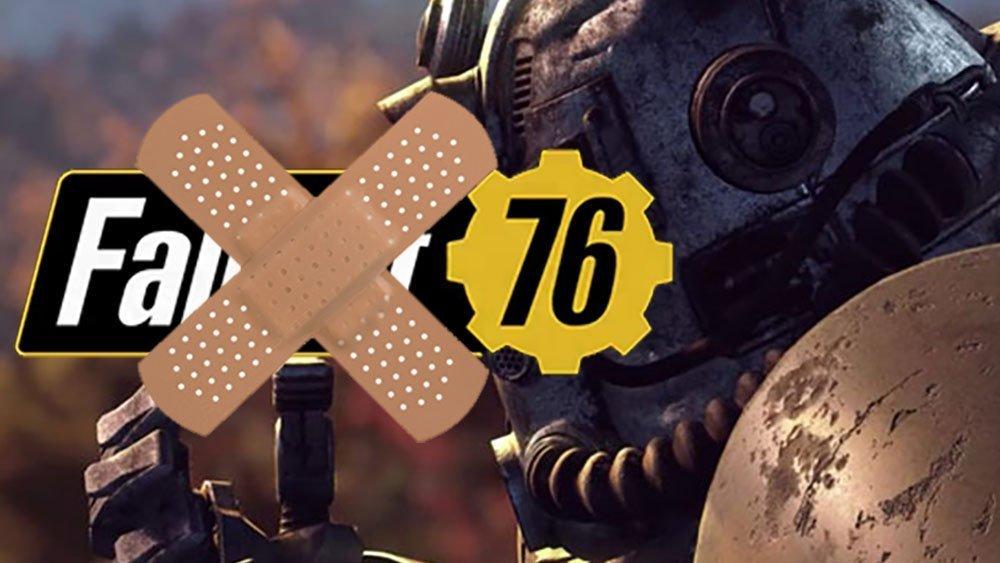 Fallout 76: patch 1.0.2.0