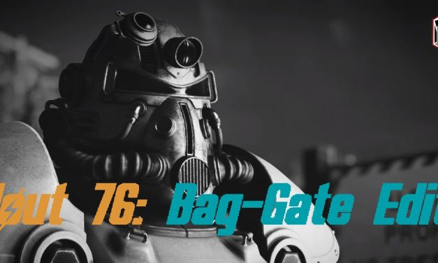 Le polemiche su Fallout 76 e la borsa della Power Armor Edition