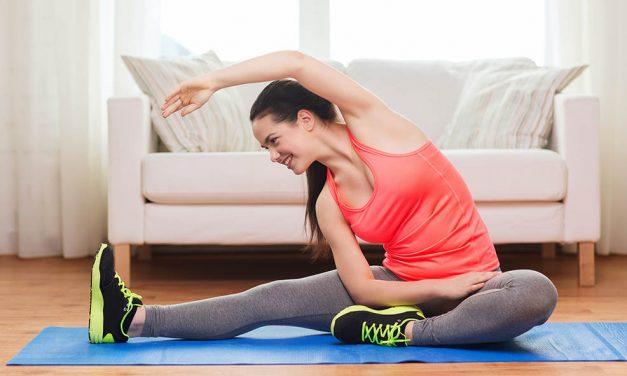 Le 5 migliori app per fare fitness a casa
