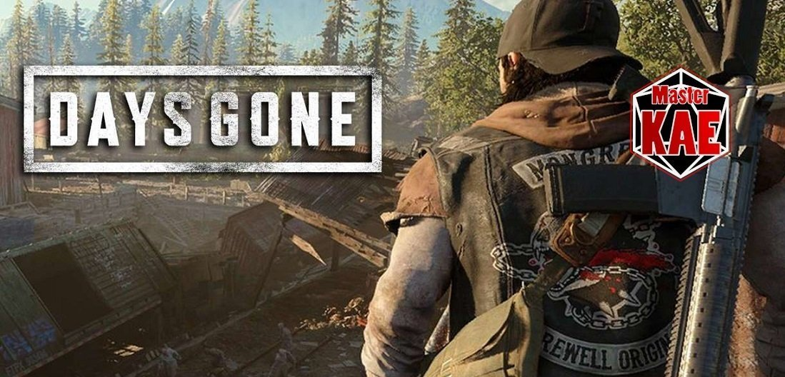 DAYS GONE: PREVIEW