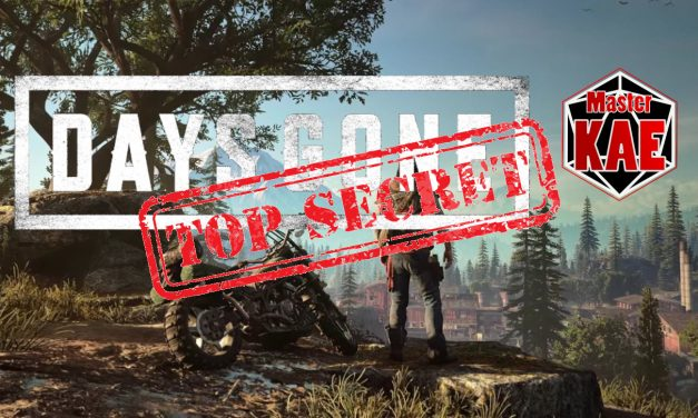 DAYS GONE: Finale Segreto