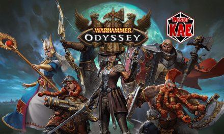 Warhammer: Odyssey Preview