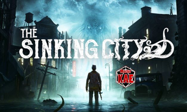 THE SINKING CITY: Recensione