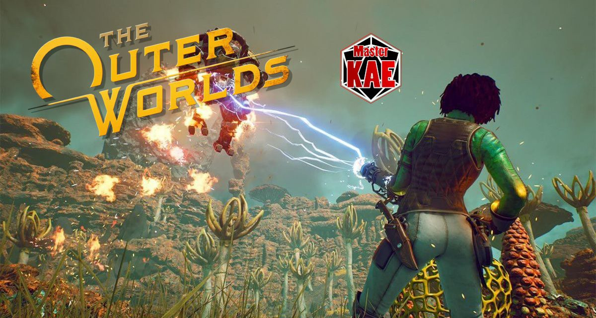 The Outer Worlds: Guida alle armi