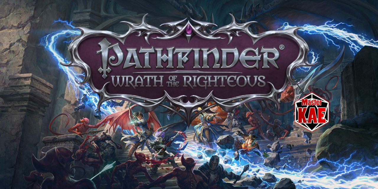 Pathfinder Wrath of the Righteous: Preview