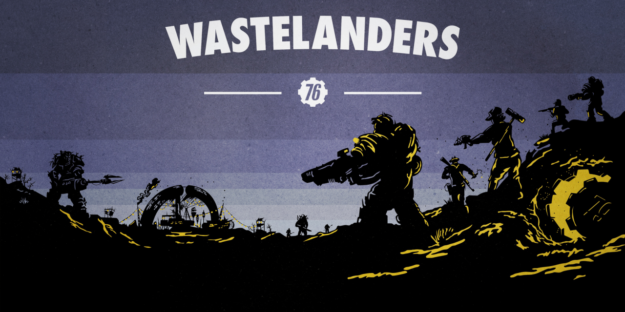 Fallout 76 Wastelanders: Preview