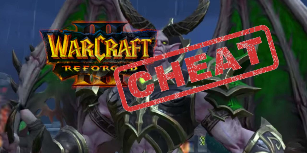 Warcraft 3: Cheat Codes