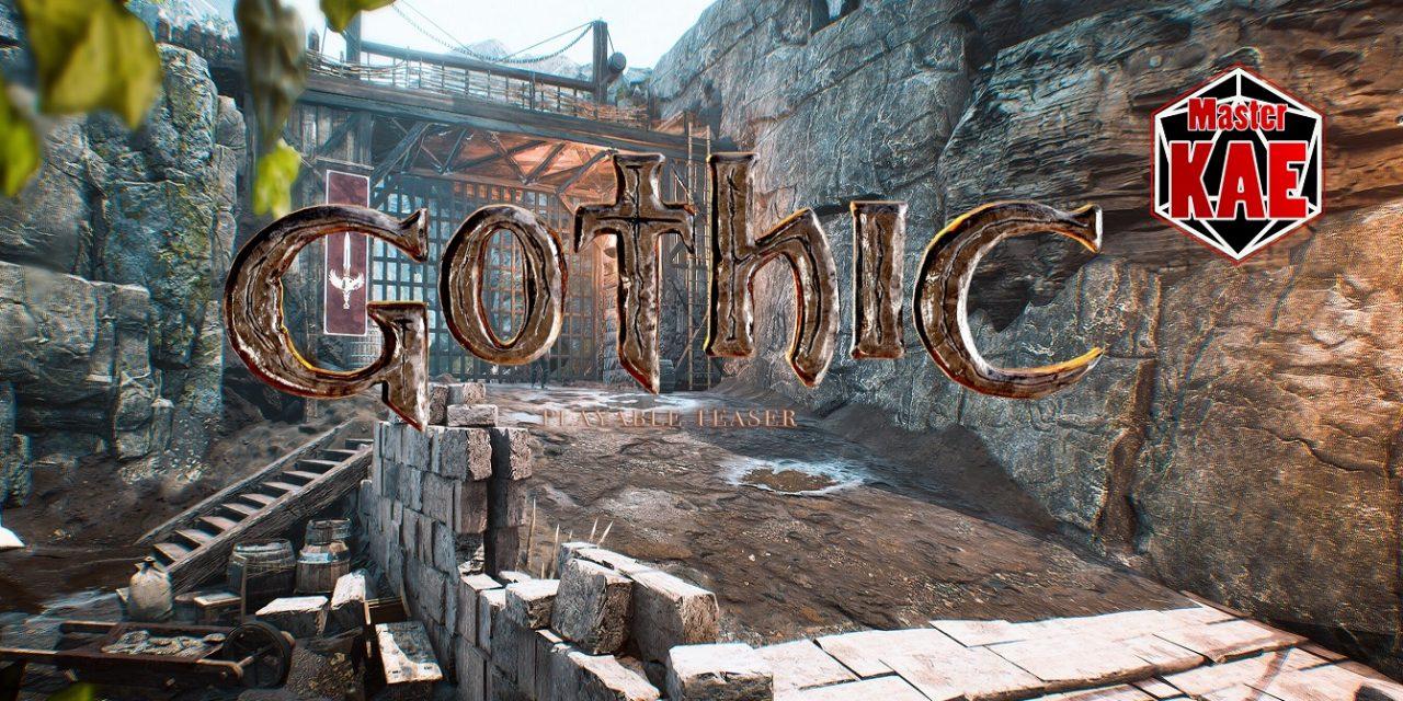 Gothic Remake: la Storia