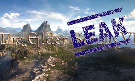 The Elder Scrolls VI: Leak da reddit