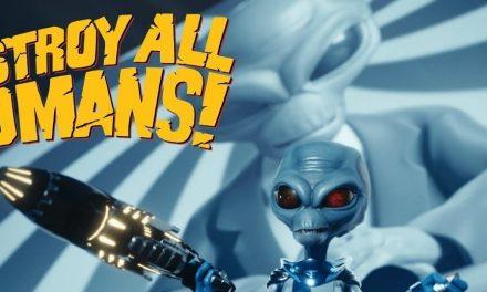 Destroy All Humans: Remake
