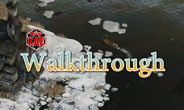 Disco Elysium Walkthrough: l'Isola