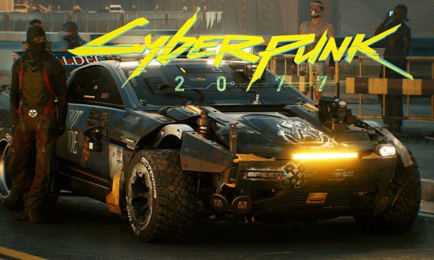 CYBERPUNK 2077: VEICOLI