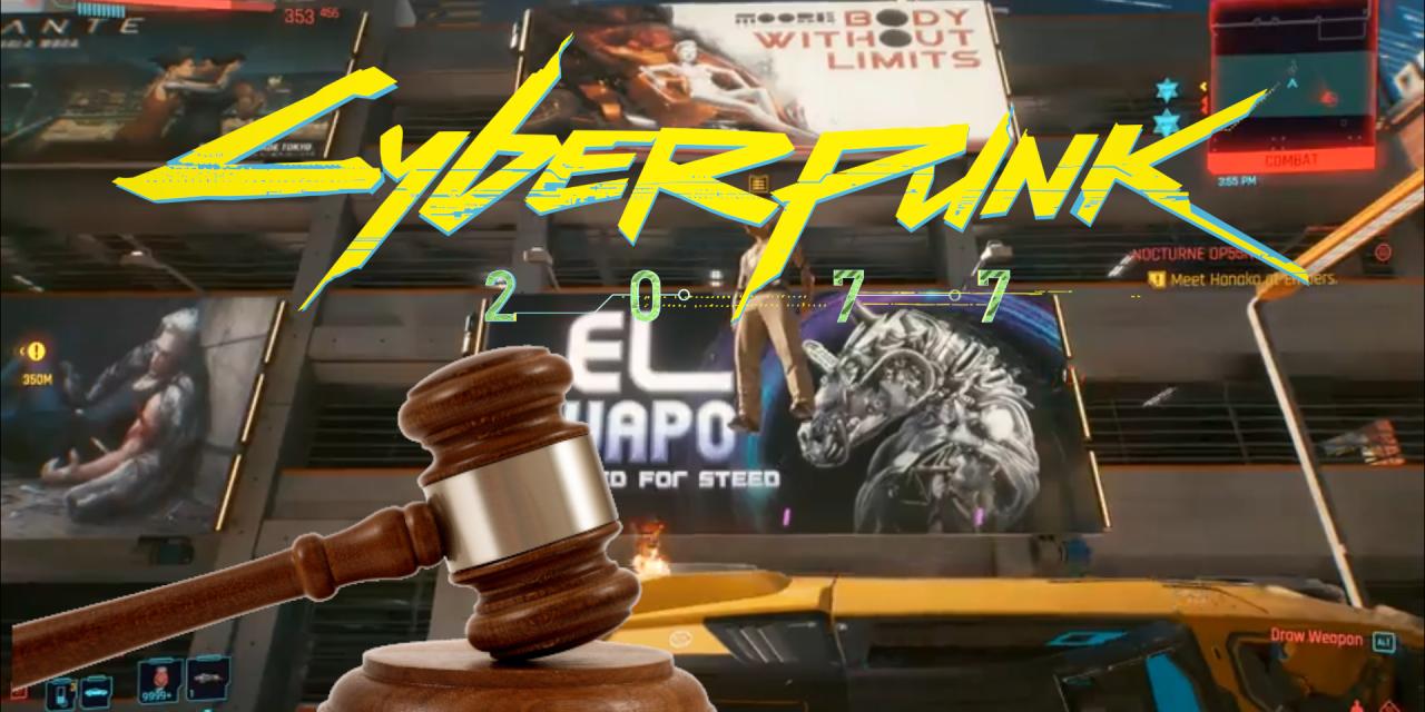 Cyberpunk 2077: Un gioco da denuncia!