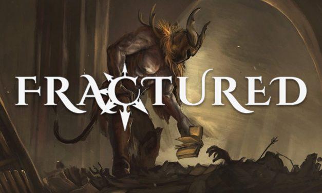 Fractured: il Personaggio