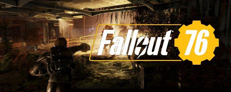 Test per il nuovo Fallout 76