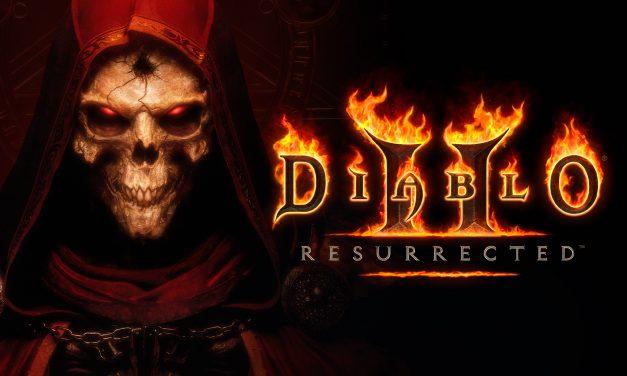 DIABLO II Resurrected: Preview
