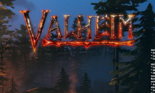 Valheim: Accesso Anticipato