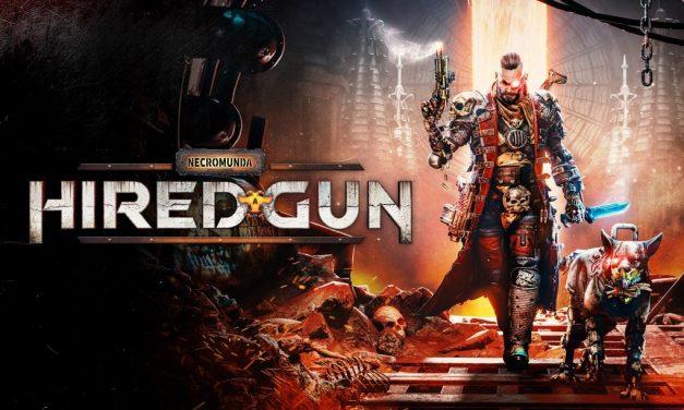 Necromunda Hired Gun: La Recensione