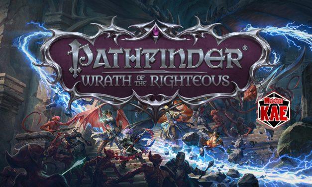 Pathfinder: Wrath Of The Righteous, pronto per il rilascio!