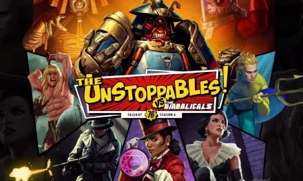 Fallout 76: The Unstoppables versus the Diabolicals